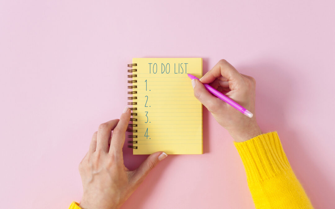 Making the most of your free time – marketing ideas to do during lockdown.