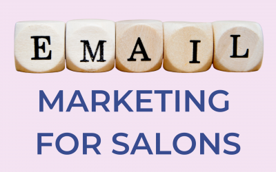 8 Emails you really should be sending your salon clients